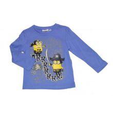 Tricou ML Minions-Albastru