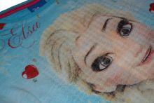 Tricou MS Frozen-Turcoaz
