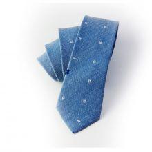 Cravata albastra Frank Underwood