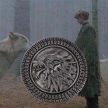 Brosa blazon Game of Thrones Stark