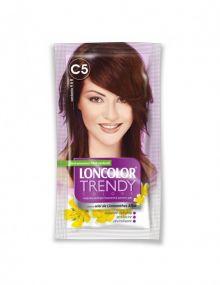 Vopsea par Loncolor Trendy Colors semipermanenta C5 Castaniu R B