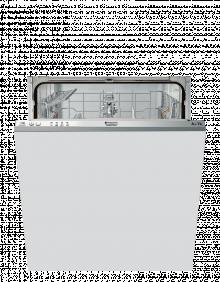 Masina de spalat vase LTB 4B019 EU