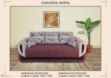 CANAPEA SOFIA SFE