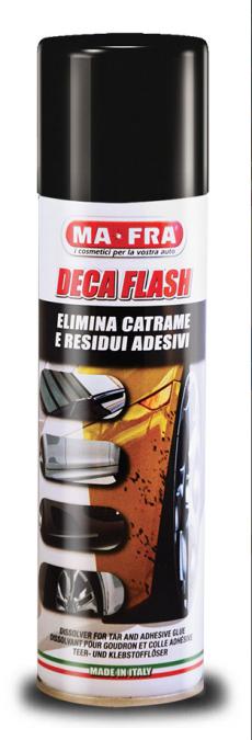 DECA FLASH - curatare bitum pentru auto