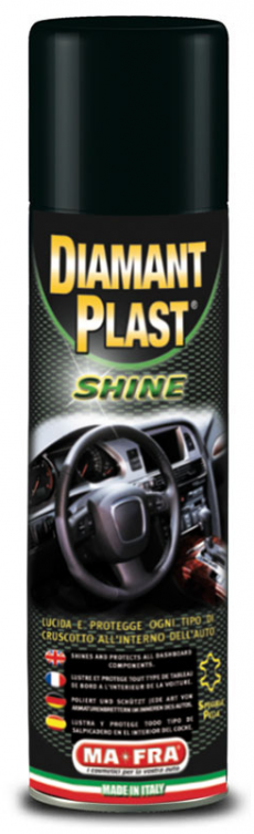 DIAMANTPLAST SHINE - SILICON DE BORD AUTO