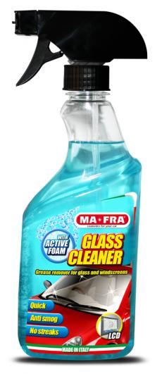 GLASS CLEANER - SPUMA ACTIVA PENTRU GEAMURI AUTO
