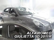 Paravanturi ALFA ROMEO GIULIETTA 5 usi 2010-prezent fata-spate