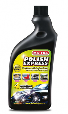 POLISH EXPRESS - 750 ml - POLISH SAMPON