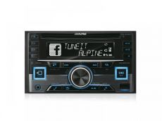 RADIO CD 2DIN CU USB SI BLUETOOTH Alpine CDE-W296BT