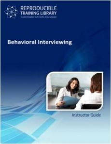 Behavioral Interviews (engleza & traducere in romana)