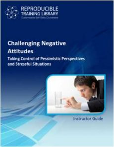 Challenging negative attitudes at Work (engleza & traducere in romana)