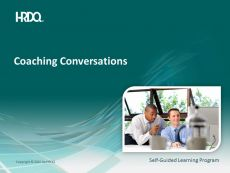 Coaching Conversations E-Learning