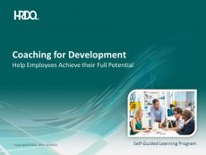 DEMO GRATUIT: Coaching for development E-Learning