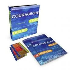 Courageous Leadership Wallet Card