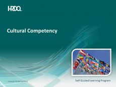 DEMO GRATUIT: Cultural competency E-Learning