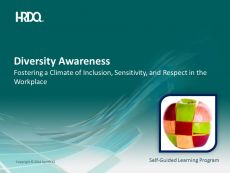 DEMO GRATUIT: Diversity awareness E-Learning