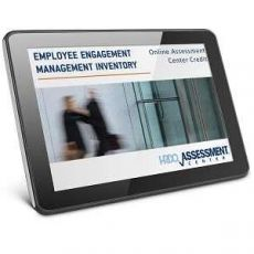 Employee Engagement Management Inventory Online Assessment Center Credit with Feedback Report