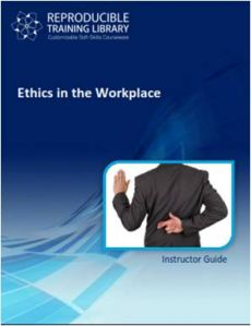 Ethics in the workplace (engleza & traducere in romana)