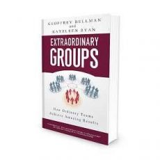 Extraordinary Groups - Hardcover Book
