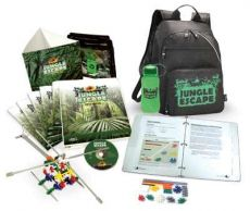 Jungle Escape 5th Edition - Complete Kit -  engleza si romana