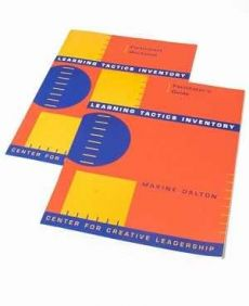 Learning Tactics Inventory Participant Workbook & Survey Set