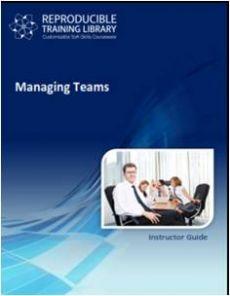 Managing teams  (engleza & traducere in romana)