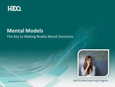 Mental models E-Learning