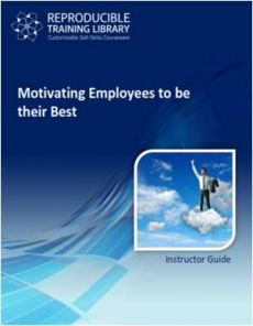 DEMO GRATUIT: Motivating Employees to be their best