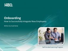 Onboarding E-Learning  (engleza & traducere in romana)