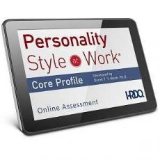 Personal Style Inventory Online Assessment Center Credit