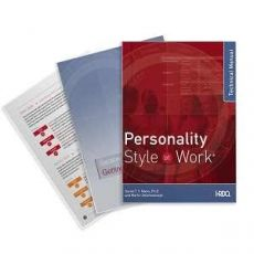 Personality Style at Work Sample Coaching Report