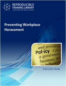Preventing Workplace Harassment  (engleza & traducere in romana)