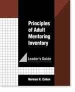 Principles of Adult Mentoring Inventory - Leader's Guide
