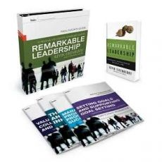 Remarkable Leadership Facilitator's Guide Deluxe Set