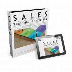 Sales Training Activity Collection - Digital Version (cu Traducere in Romana)