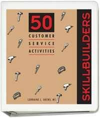 SkillBuilders: 50 Customer Service Activities - Digital Version
