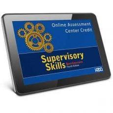 Supervisory Skills Questionnaire 4ed - Online Self-Study Assessment Individual Registration
