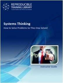 Training corporate: Gandirea Sistematica in Rezolvarea de Probleme