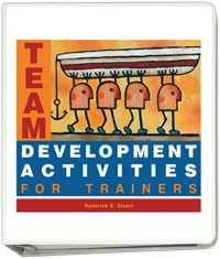 Team Development Activities For Trainers - Digital Version
