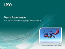 DEMO GRATUIT: Team Excellence E-Learning
