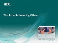 DEMO GRATUIT: The art of influencing others E-Learning