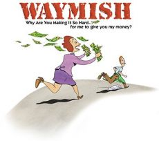 WAYMISH DVD