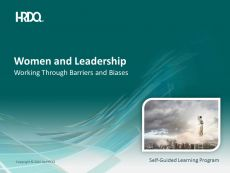 Women and leadership E-Learning