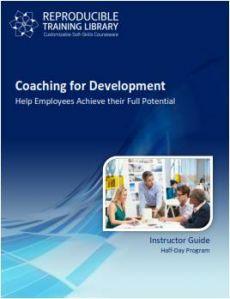 DEMO GRATUIT: Coaching for development