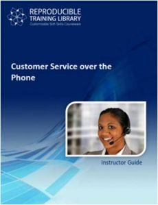 DEMO GRATUIT: Customer Service Over The Phone