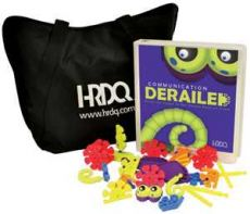 Communication Derailed Game Kit de Joc