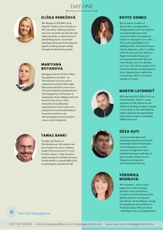 Conferinta Internationala HR: Inovatie, Interactiune, Networking