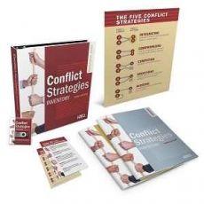 Conflict Strategies Inventory - Facilitator Set
