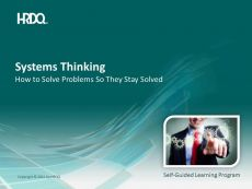 DEMO GRATUIT: Systems Thinking