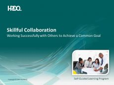 Skillful Collaboration: Working Successfully with Others to Achieve a Common Goal